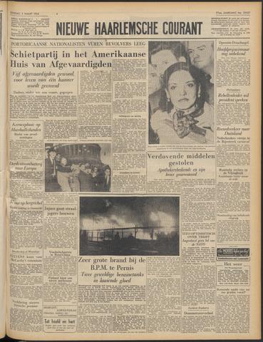 Nieuwe Haarlemsche Courant 1954-03-02