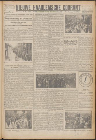 Nieuwe Haarlemsche Courant 1924-05-19