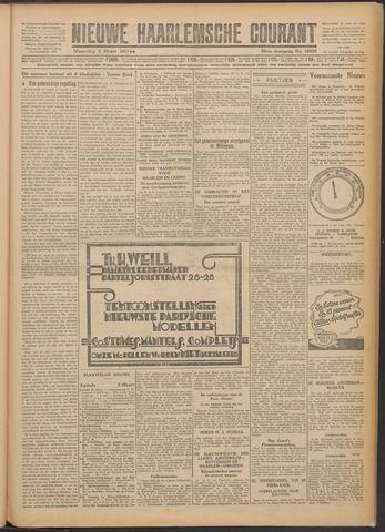 Nieuwe Haarlemsche Courant 1927-03-02