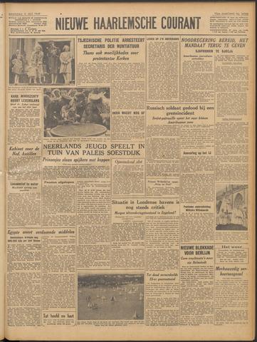 Nieuwe Haarlemsche Courant 1949-07-11