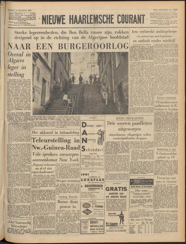 Nieuwe Haarlemsche Courant 1962-08-31