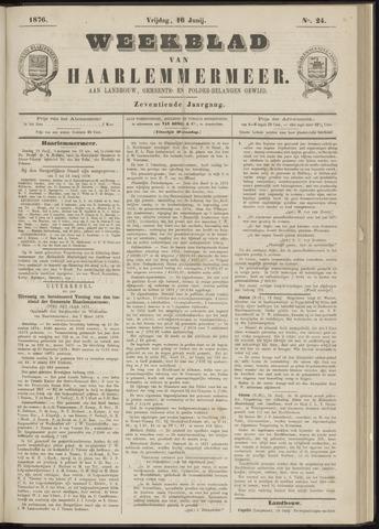Weekblad van Haarlemmermeer 1876-06-16