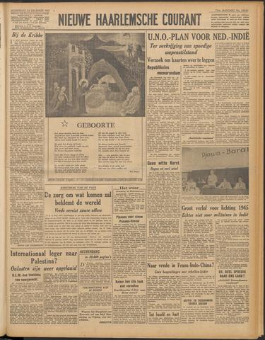 Nieuwe Haarlemsche Courant 1947-12-24