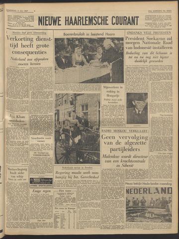 Nieuwe Haarlemsche Courant 1957-07-11
