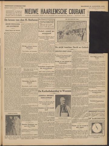 Nieuwe Haarlemsche Courant 1933-08-21