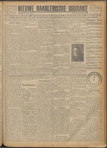 Nieuwe Haarlemsche Courant 1927-09-13