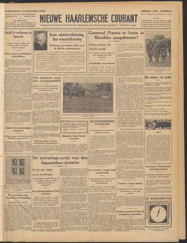Nieuwe Haarlemsche Courant 1937-04-01