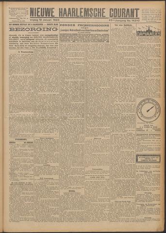 Nieuwe Haarlemsche Courant 1923-01-19