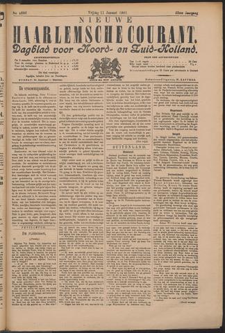 Nieuwe Haarlemsche Courant 1901-01-11