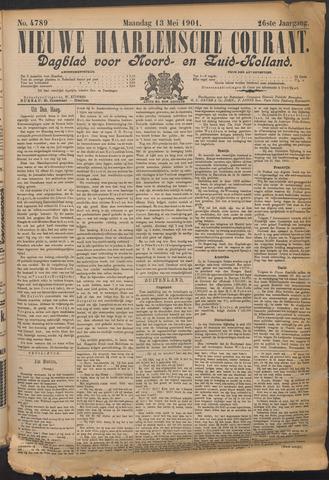 Nieuwe Haarlemsche Courant 1901-05-13