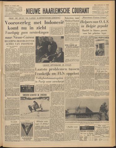 Nieuwe Haarlemsche Courant 1962-03-13