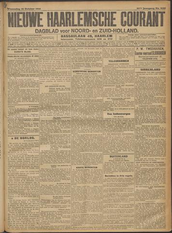 Nieuwe Haarlemsche Courant 1916-10-18