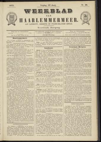 Weekblad van Haarlemmermeer 1873-06-27