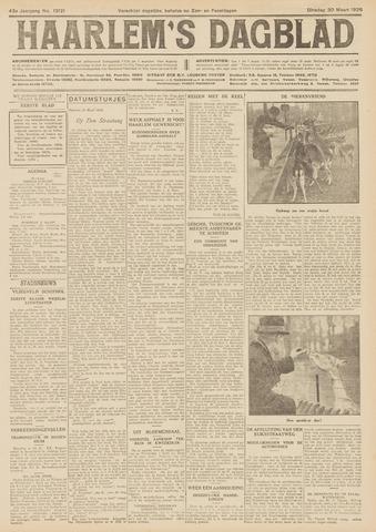 Haarlem's Dagblad 1926-03-30