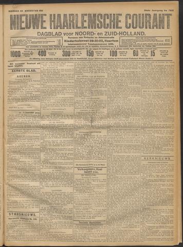 Nieuwe Haarlemsche Courant 1911-08-22