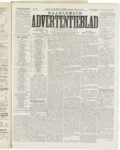 Haarlemsch Advertentieblad 1882-12-09