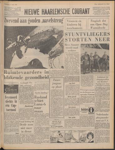 Nieuwe Haarlemsche Courant 1965-06-09