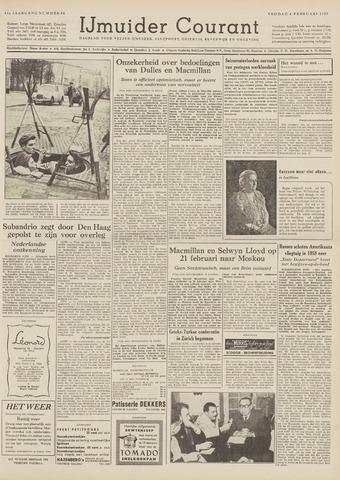 IJmuider Courant 1959-02-06