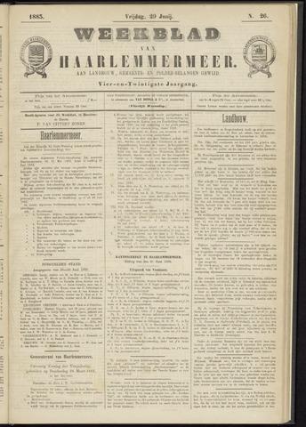 Weekblad van Haarlemmermeer 1883-06-29