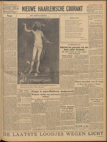 Nieuwe Haarlemsche Courant 1949-04-16