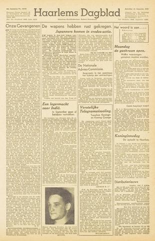 Haarlem's Dagblad 1945-08-18