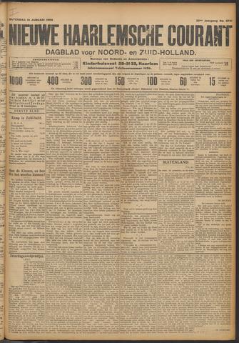 Nieuwe Haarlemsche Courant 1909-01-16