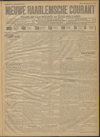 Nieuwe Haarlemsche Courant 1911-08-03