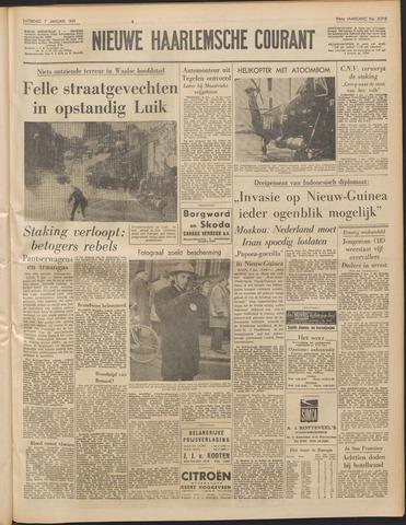 Nieuwe Haarlemsche Courant 1961-01-07