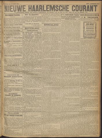 Nieuwe Haarlemsche Courant 1917-10-26