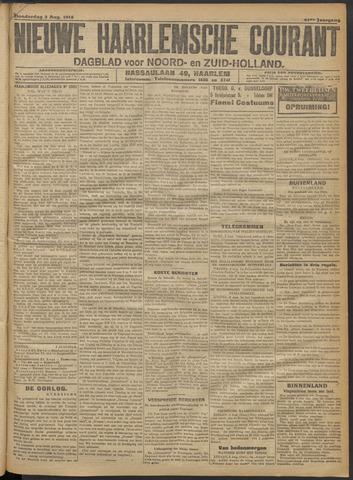 Nieuwe Haarlemsche Courant 1916-08-03
