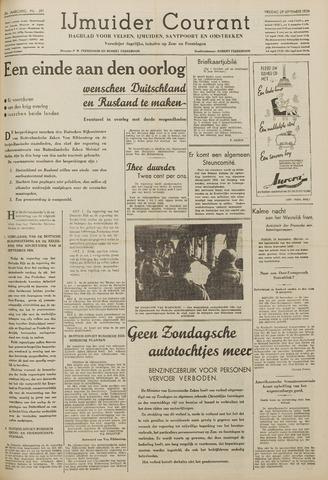 IJmuider Courant 1939-09-29