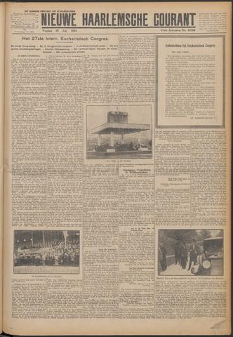Nieuwe Haarlemsche Courant 1924-07-25