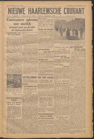 Nieuwe Haarlemsche Courant 1945-11-24