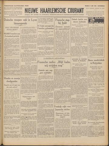 Nieuwe Haarlemsche Courant 1940-06-21