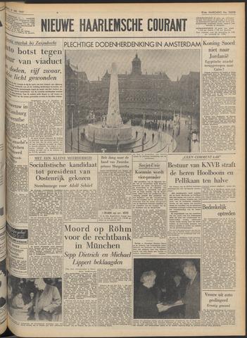 Nieuwe Haarlemsche Courant 1957-05-06