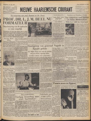 Nieuwe Haarlemsche Courant 1952-07-24