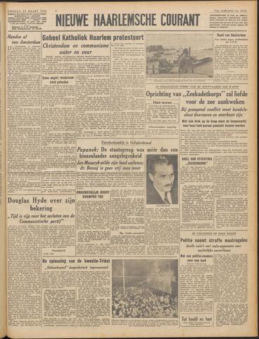 Nieuwe Haarlemsche Courant 1948-03-23