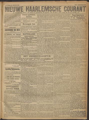 Nieuwe Haarlemsche Courant 1918-01-26