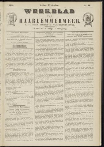 Weekblad van Haarlemmermeer 1881-10-14
