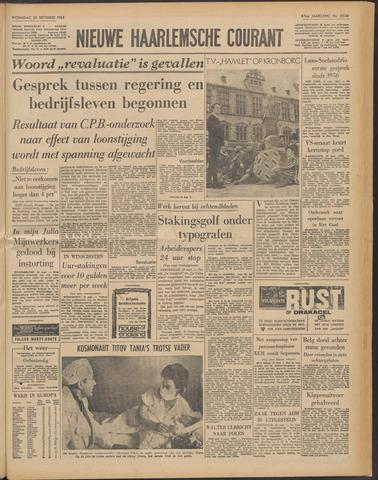 Nieuwe Haarlemsche Courant 1963-09-25