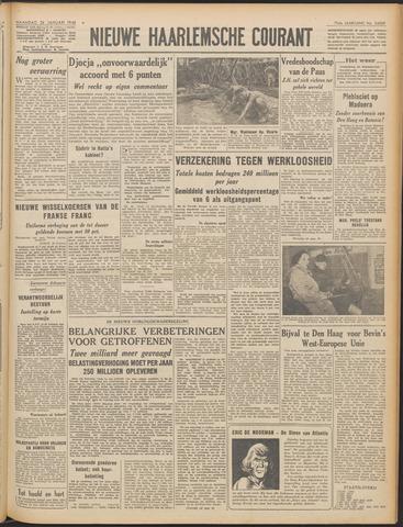 Nieuwe Haarlemsche Courant 1948-01-26