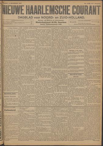 Nieuwe Haarlemsche Courant 1907-12-13