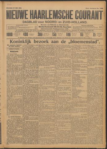 Nieuwe Haarlemsche Courant 1910-05-27