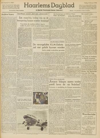 Haarlem's Dagblad 1950-02-03