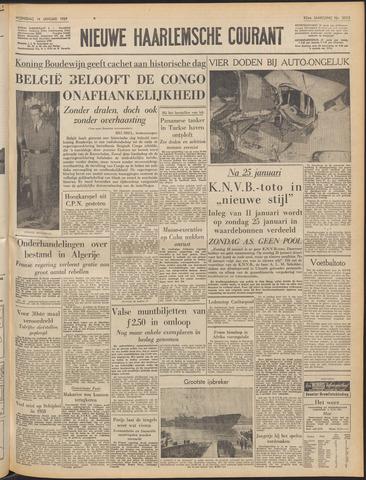 Nieuwe Haarlemsche Courant 1959-01-14