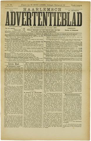 Haarlemsch Advertentieblad 1888-10-24