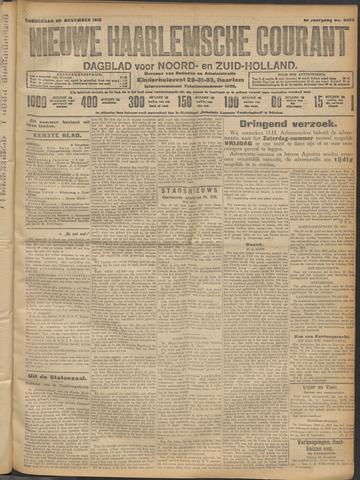 Nieuwe Haarlemsche Courant 1913-11-20