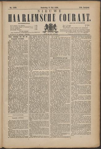 Nieuwe Haarlemsche Courant 1890-05-15