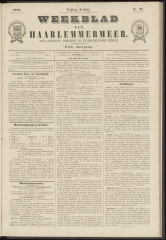 Weekblad van Haarlemmermeer 1870-07-08