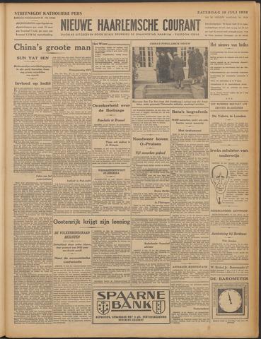 Nieuwe Haarlemsche Courant 1932-07-16